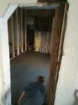 leveled floor