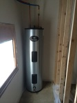 new water heater