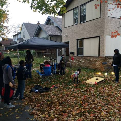 Neighborhood Events