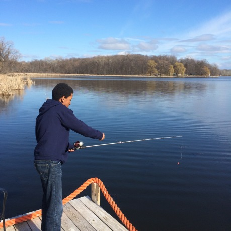 Special Outings: Fishing!