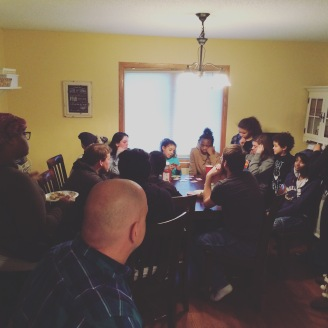 Teen Alpha Bible Study