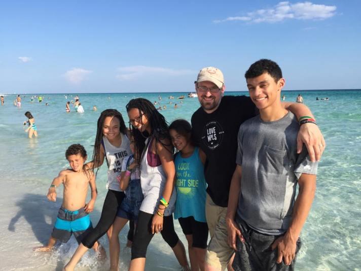 remembering warmer days in FL