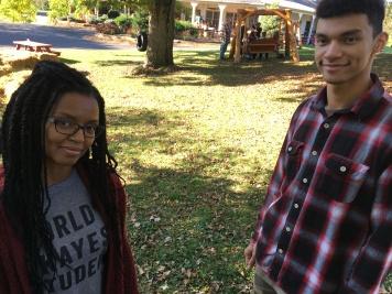 Miah and Josh