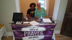 Backpacks and Prayer