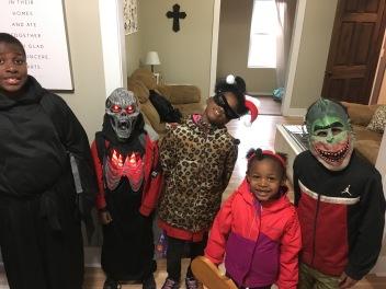 Halloween Outreach