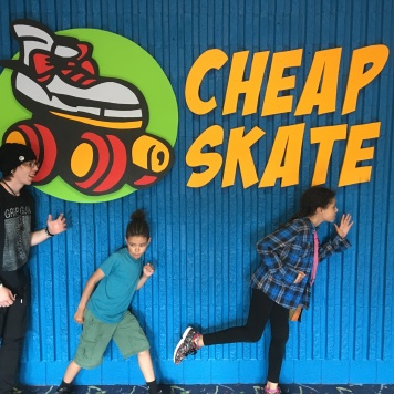 skate night