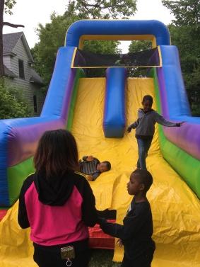 Bouncy Slide